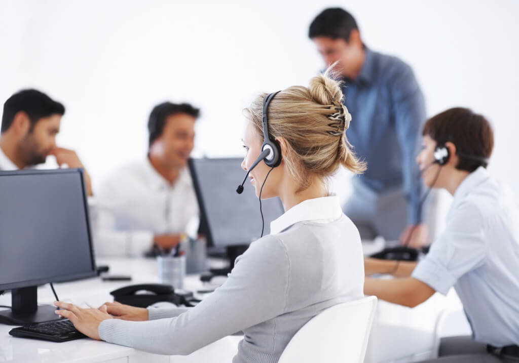 servizio telemarketing call center