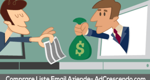 comprare liste email aziende