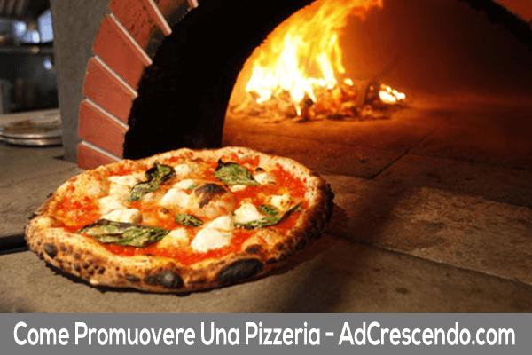 come promuovere una pizzeria