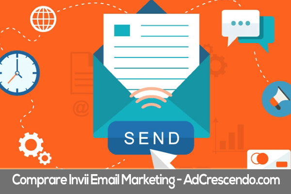 comprare invii email marketing