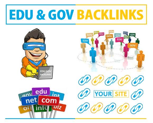 comprare link .edu e .gov