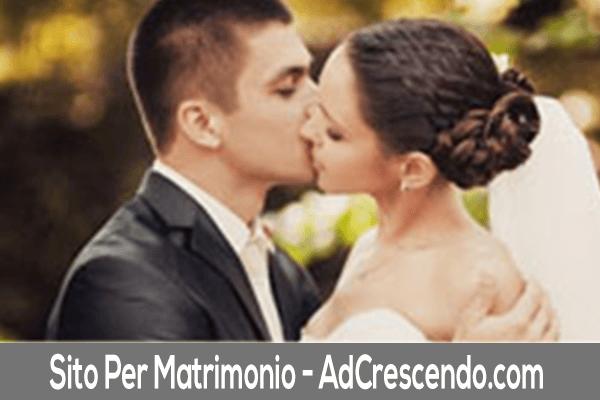 creazione sito per matrimonio