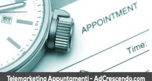 telemarketing appuntamenti