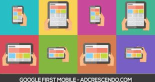 google mobile first cos'è