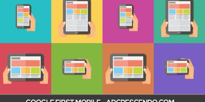 google mobile first cos'è