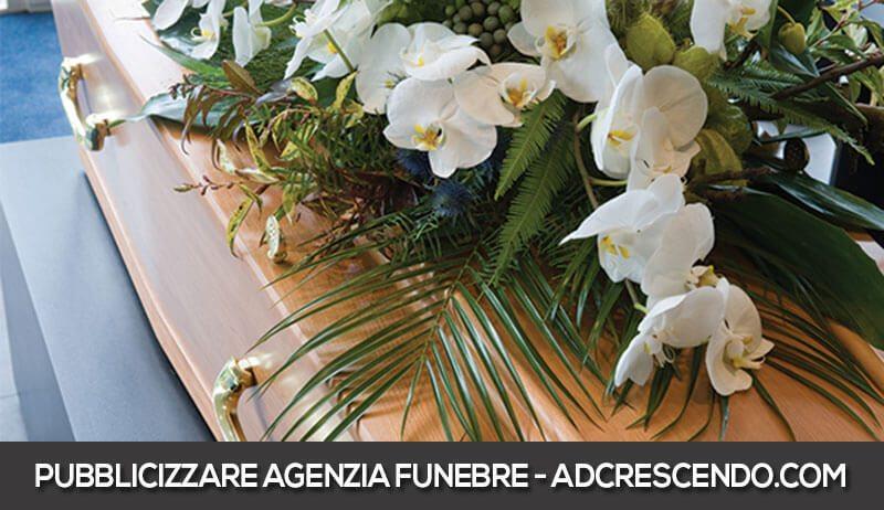pubblicizzare agenzia funebre