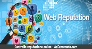 controllo reputazione online