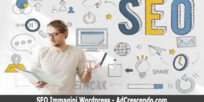 seo immagini wordpress