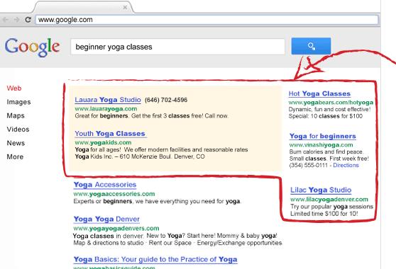 aumentare visite con google adwords