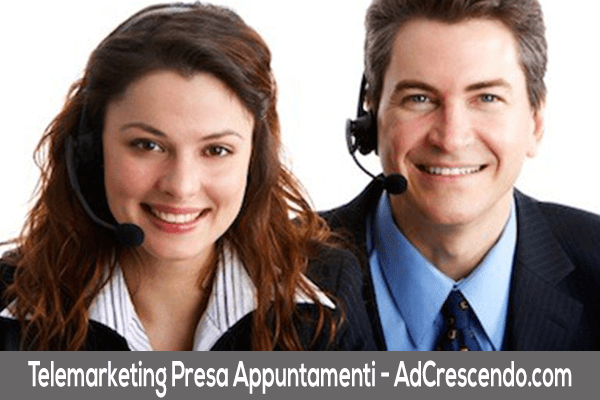 telemarketing presa appuntamenti