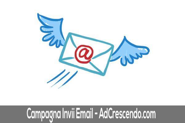 campagna invii email