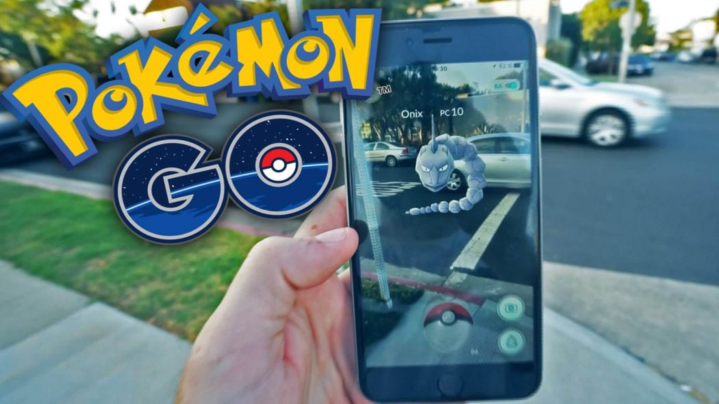 realtà aumentata pokemon go