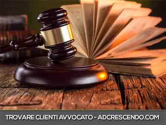 trovare clienti avvocato