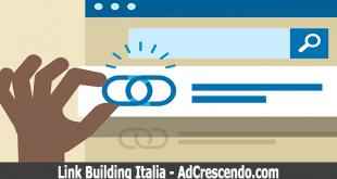 link building italia