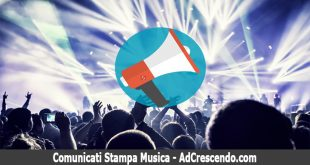 comunicati stampa musica
