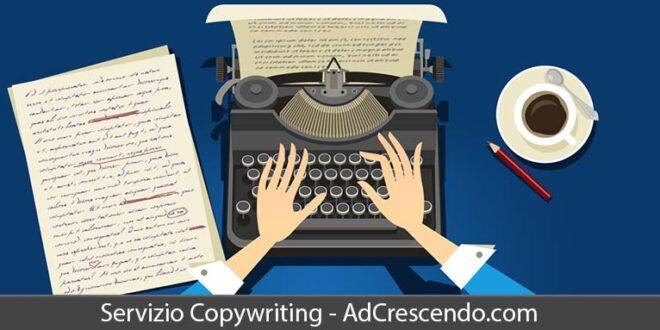 servizio copywriting